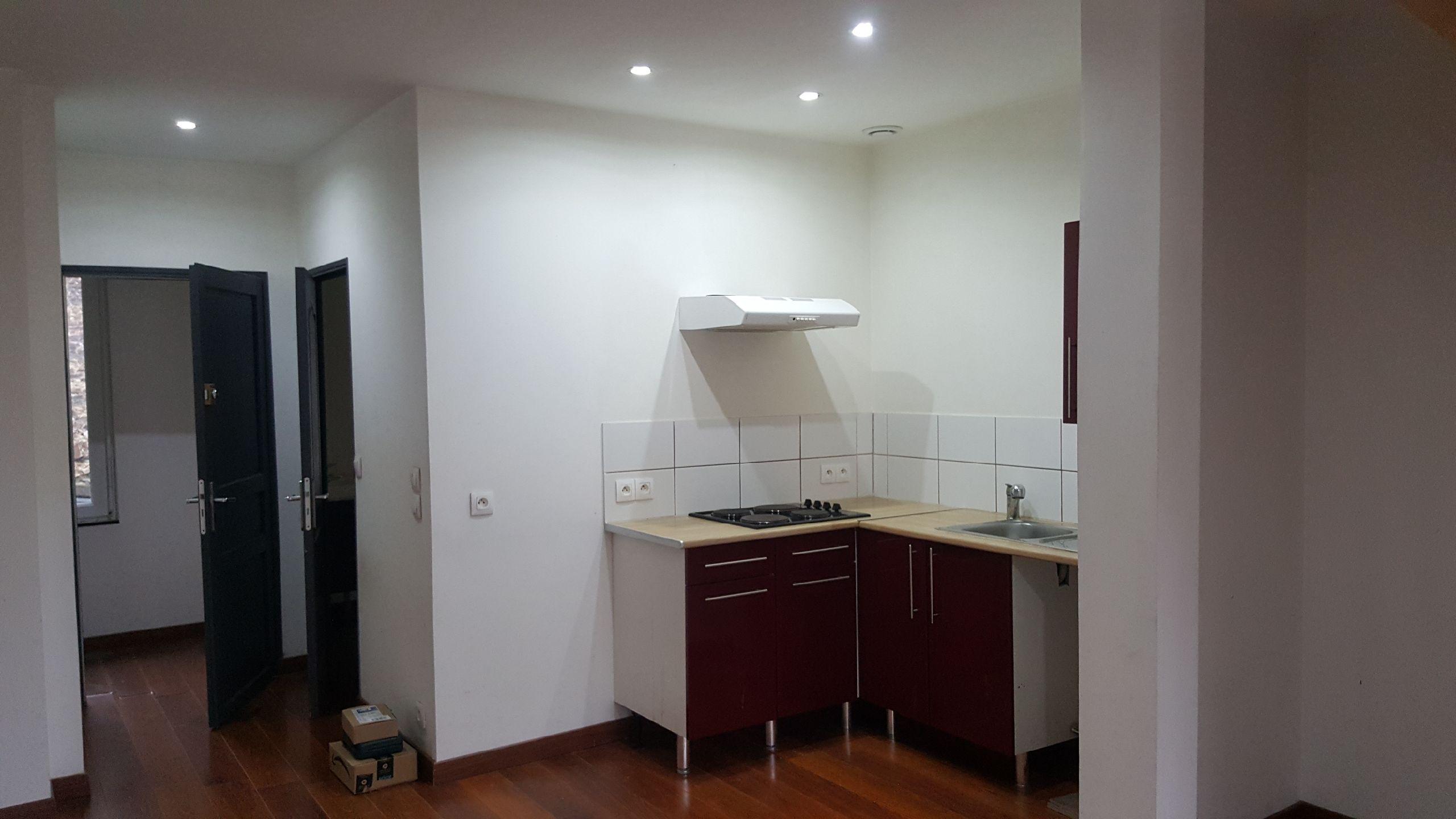 Appartement 2 chambres rénové