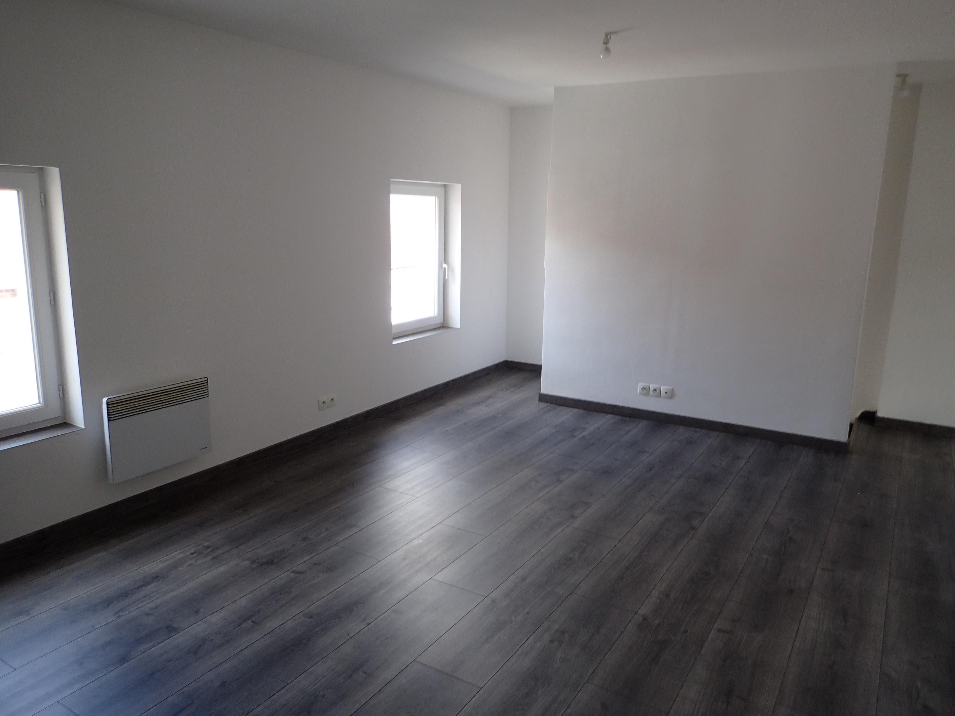 Appartement situé au 1er étage